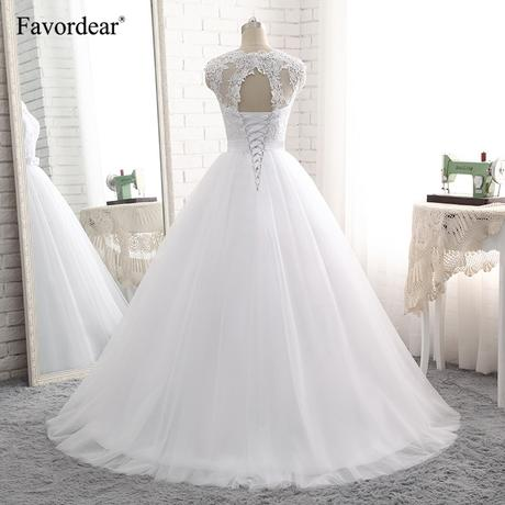 Svadobné šaty v.32-56, 38