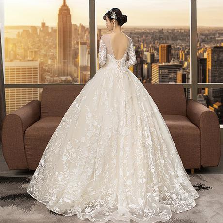 Svadobné šaty vel. 32-50, 38