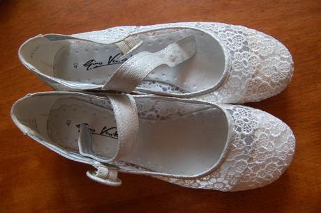 Krajkové boty, 40