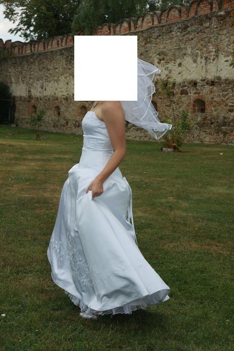 svadobné šaty, veľkosť 34-36-38-40, 36