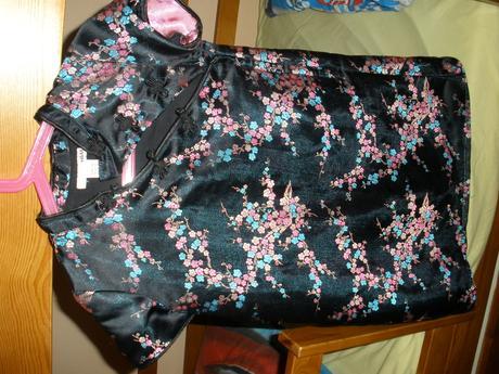 tunika/saty kimono 104/110 na 3-5 rokov, 110