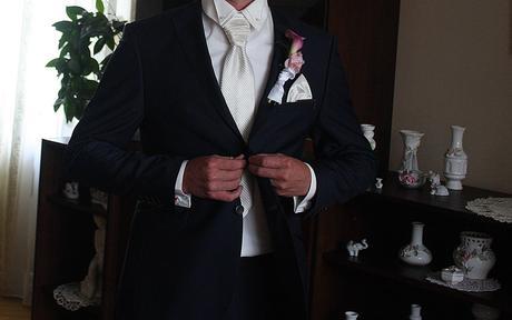 francuzska svadobna kravata ,