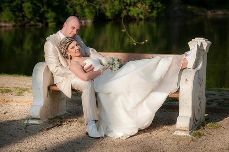 svadobné šaty na mieru komplet z doplnkami 34-36, 34