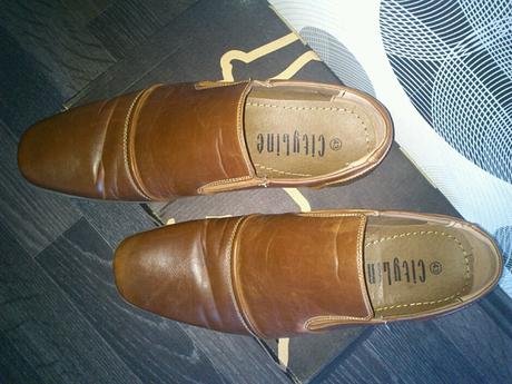 Společenské pánské boty, 43