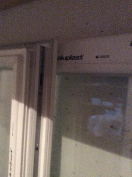 Plastové okno,