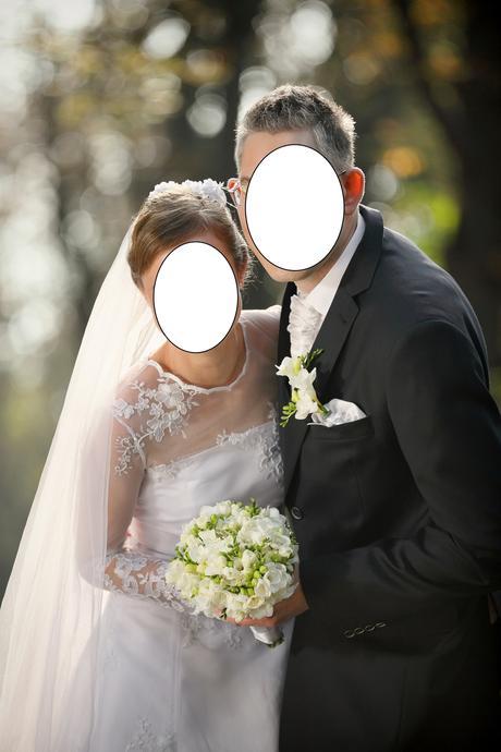 Svadobné šaty Andrej Baraník Fashion , 38