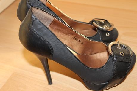 elegantné topánky s platformou, 36
