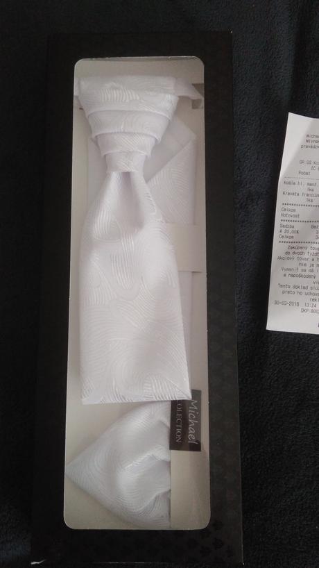 Svadobna kravata,