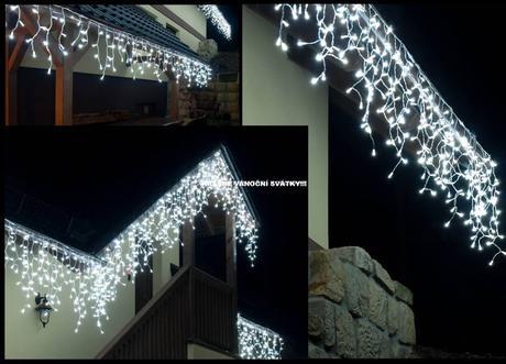 vánoční osvětlení,