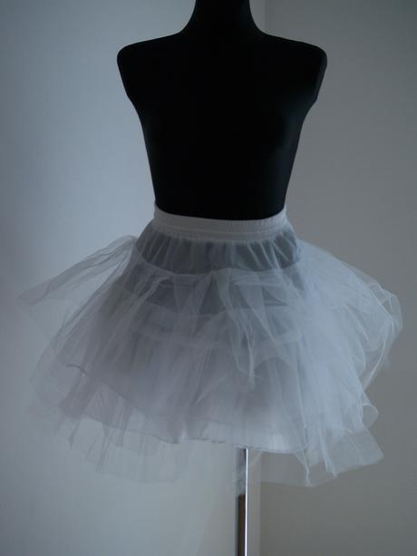Spodničky do svatebních šatů ,