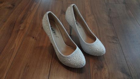 Čipkované topánočky, 37