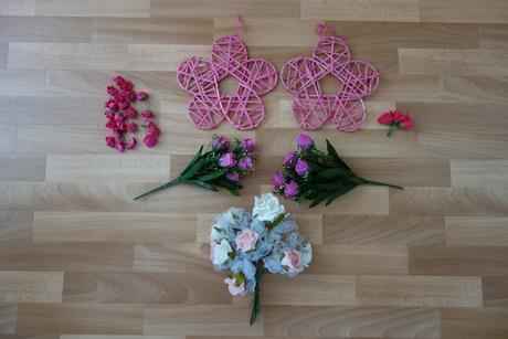 Svatební výbava - Mentolová / Fuchsiová (růžová),