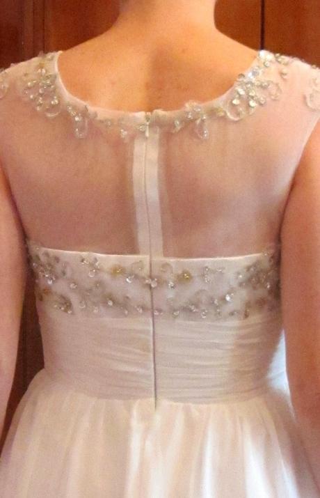 šaty na svatbu i na věneček, 34