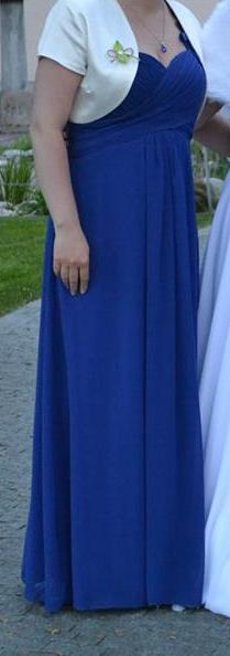 dlhé spoločenské šaty, 40