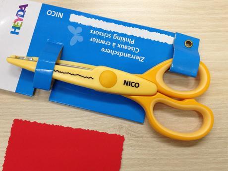 Ozdobné nůžky,