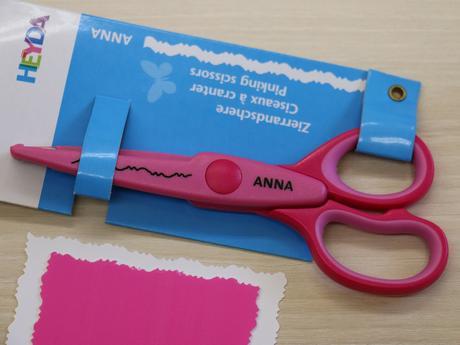 Ozdobné nůžky Anna,