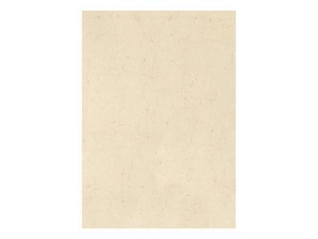 Ozdobný pergamenový papír A4 - slonovina,