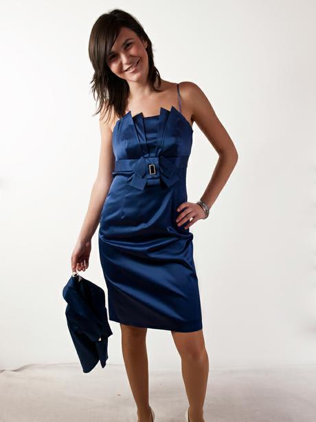 Saténové spoločenské šaty č.36 c45b88d5f8d