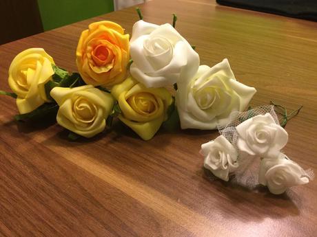 Penové ruže,