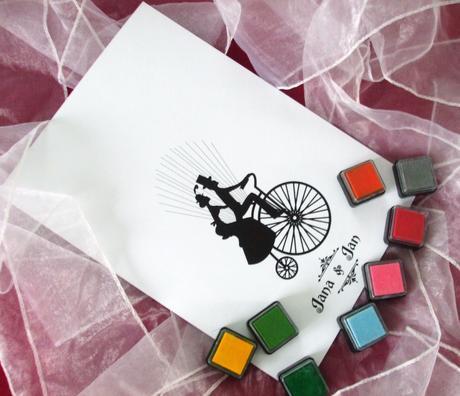 Svatební kolo - netradiční kniha hostů  ,