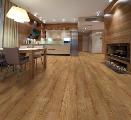 Classen - Dub natural 10mm 4V -laminátová podlaha ,