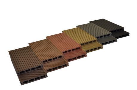 Terasová doska - Merbau drevoplast/kompozit ,
