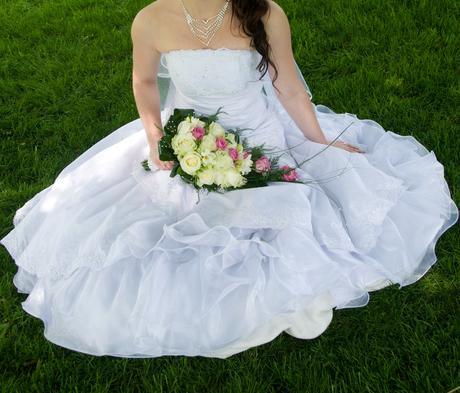 svadobné-cena s postovným - velkost 36 az 44, 38