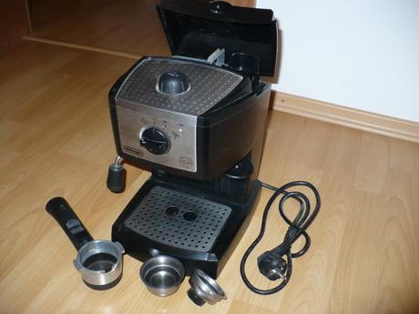Espresso kávovar - DéLonghi EC 155 cena s poštou,