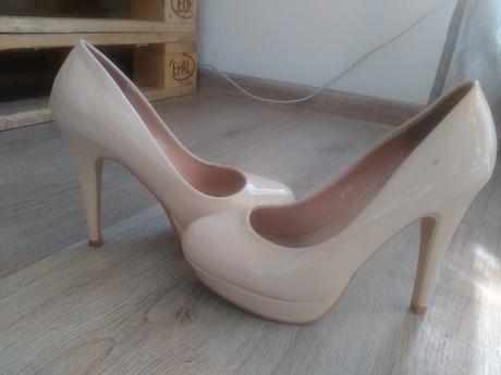 Svatební boty 36, 36