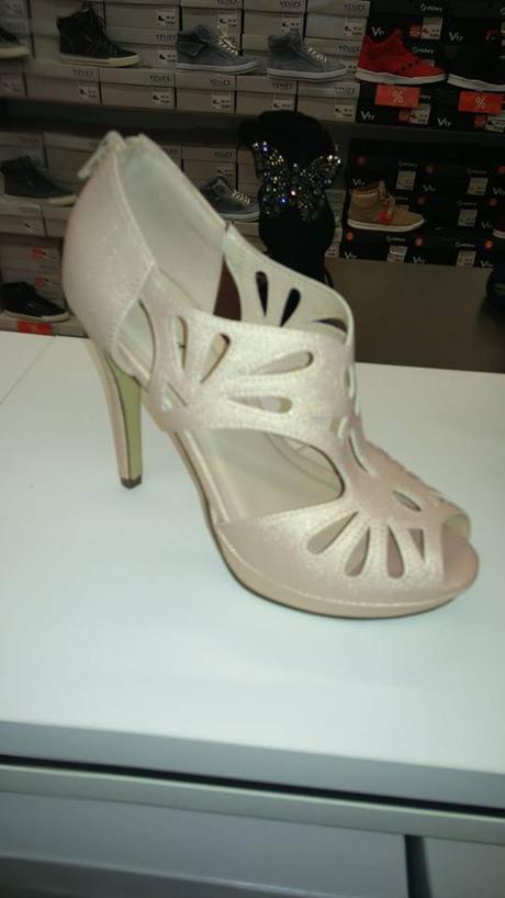 Svatební pohodlné boty, 39
