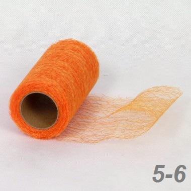 Pavučinová organza 12cm x 9m,