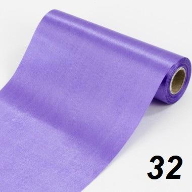 Saténové stuhy rôzne farby 16cmx9m,