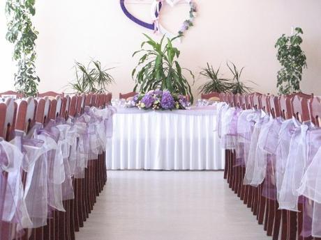 Svadobná výzdoba s bonusom - Evka kvety,
