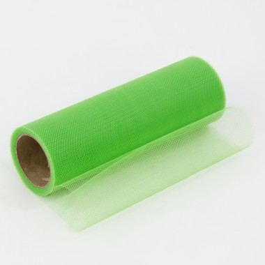 Tyl zelený 15cmx9m - predaj,