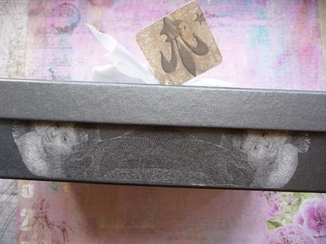 Elegantní svatební pokladnička stříbrná -nepoužitá,