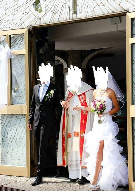 Svadobné šaty velkosť 32,34, 34