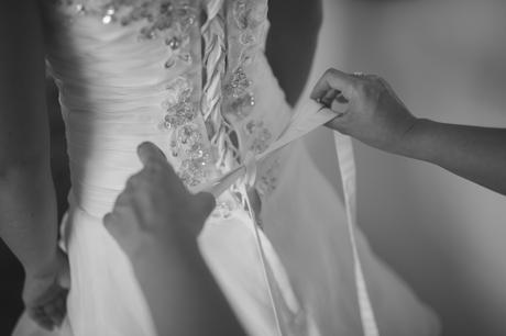 Svatební šaty - 36/38, 36