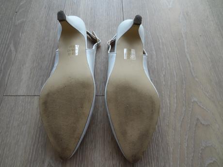 Svatební boty značky Lazzarini, 39