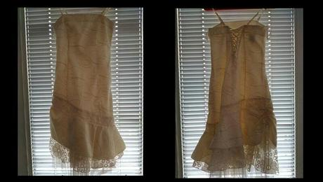 Dívčí společenské šaty, 34