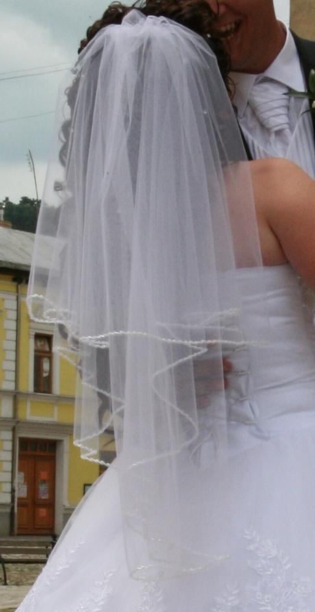 biele svadobne saty-okolie prešova, 40