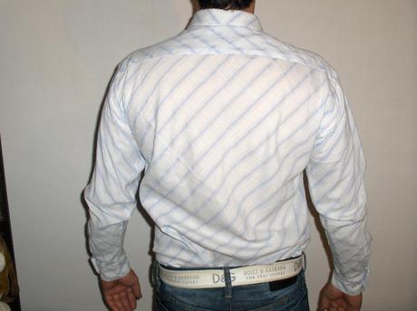 Pánska košeľa 39/40, 40