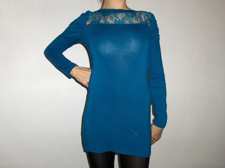 tričko-šaty, 38