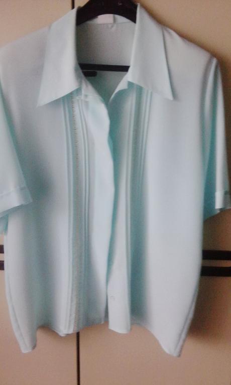 slabozelena bluzka, L