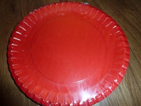 Papírové talíře,
