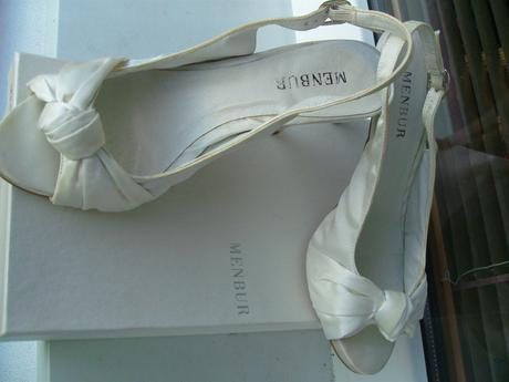 Svadobné topánky Menbur , 40