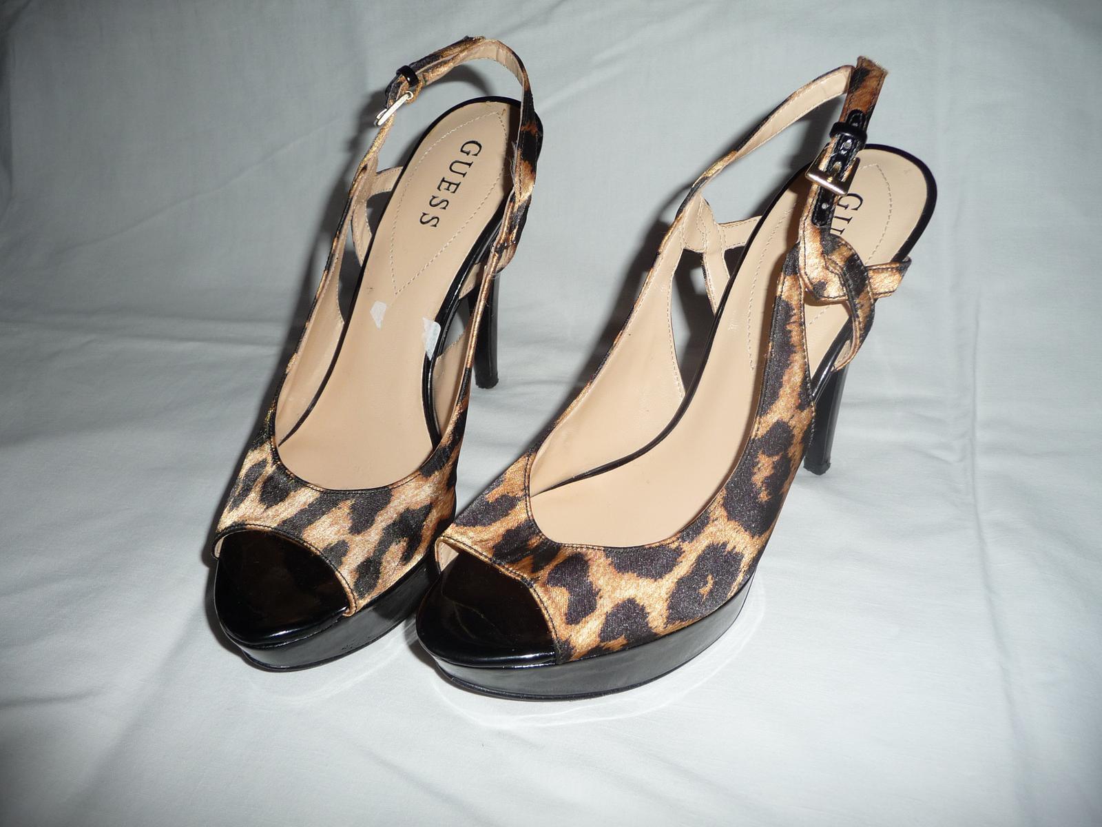 542966a26 Guess topánky nenosené, 38 - 27 € | Svadobný bazár | Mojasvadba.sk
