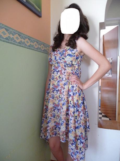 Elegantné šaty podšité , 164