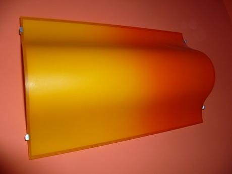 Nástenná lampa-Sklené tienidlo-pc.35eu,