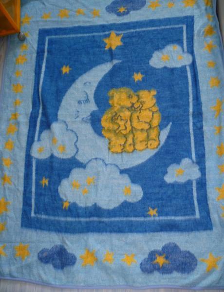 Obojstranná deka-prikrívka na velkú postel,