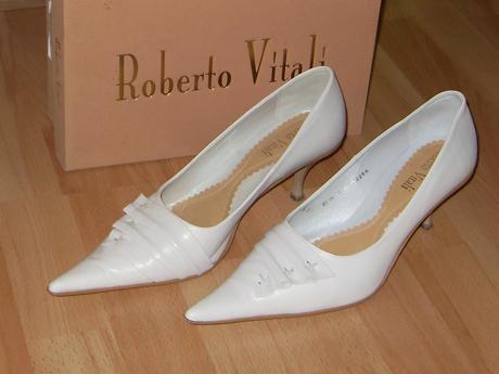 066816abec Biele topánky